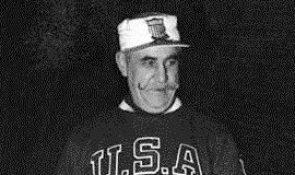 Dick Shearman, 1952.