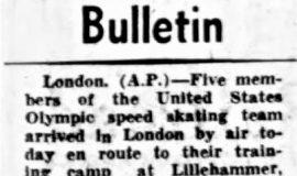 Bulletin. January 2, 1952.
