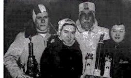 Champs With Jamestown Judge. February 17, 1951.