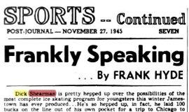 Frankly Speaking. November 27, 1945.