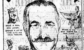 Dick Shearman. Sportlites. December 19, 1947.