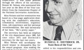 Diethrick Chosen Boss Of The Year