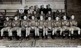 1935 JHS football team