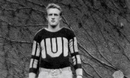 Sam Hammerstrom, Union College freshman, 1937.
