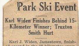 Park Ski Event.