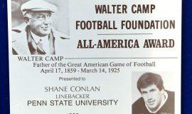 All-American Award, 1986.