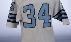 Frewsburg High School jersey.