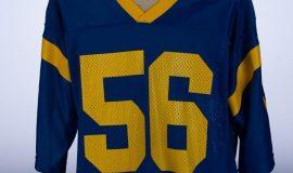 LA Rams jersey.