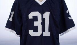 Penn State jersey.