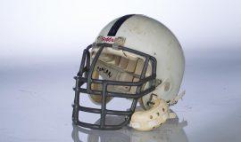 Penn State helmet.