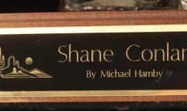 Shane Conlan by Michael Hamby.
