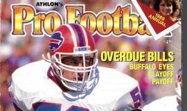 Buffalo Eyes Playoff Payoff. 1989.