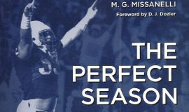 The Perfect Season. Cover.