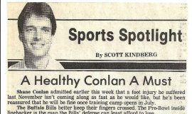 A Healthy Conlan A Must. 1989.