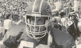 Shane Conlan with Buffalo Bills.