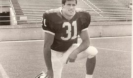 Shane Conlan at PSU, 1986.