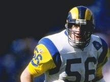 Shane Conlan with Los Angeles Rams.