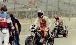 Shawn Higbee at Laguna Seca Raceway in CA. 2006.