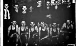 Lincoln Junior High Cagers Win City Title. March 1, 1941.