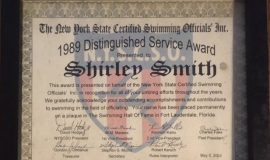 1989 Distinguished Service Award