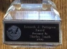 USA Swimming - Kenneth Pettigrew Award 1999