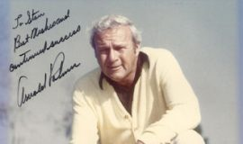 Arnold Palmer autographed this photo to Stan Marshaus.