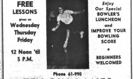 Free Bowling Instructions. February 10, 1964.