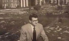 Ted Olsen circa 1952.