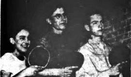 In Betz-Glancz Exhibition. March 20, 1948.