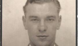 Ted Wyberanec, 1942.