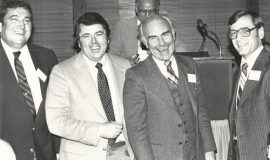 CSHOF 1982 awards banquet.