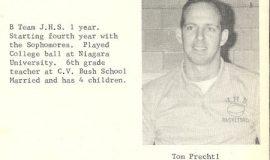 Tom Prechtl, 1967.