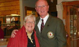 Judy Prechtl & Randy Anderson.