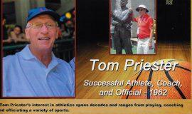 Tom Priester's bio. September 25, 2021.