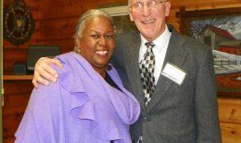 Sharon Robinson & Tom Priester.
