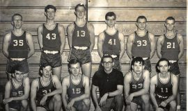 1966 SWCS Volleyball Team.