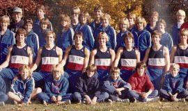 1983 SWCS XC Team.