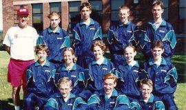 1999 SWCS XC Team.