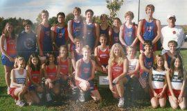 2005 SWCS XC Team.