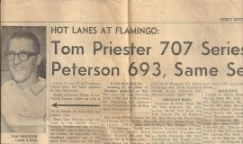 Tom Priester 707 Series.