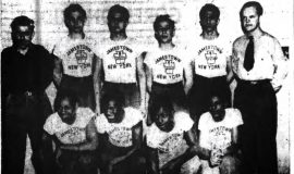 Free Throw Champs. March 18, 1947.