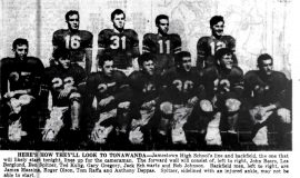 Here's How They'll Look To Tonawanda. September 19, 1947.