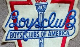 Boys Club patch.