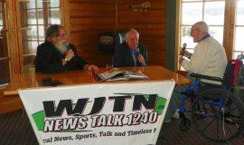 John Siggins, Jim Roselle and Vinnie Calarco.
