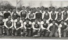 Vinnie Calarco #13 Westfield, 1941.