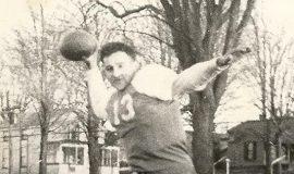 Vinnie Calarco - Westfeld Academy, 1941.