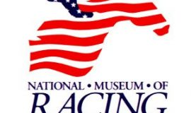 National Museum of Racing and Hall of Fame logo.