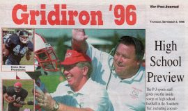 Gridiron '96 High School Preview. September 5, 1996.