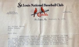 2-6-36 Cardinals letter