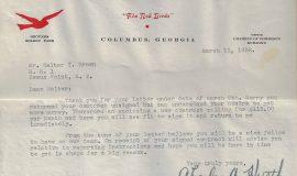 3-11-38 Columbus GA letter
